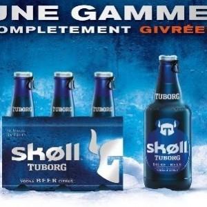 SKØLL, la bière qui vient du froid!