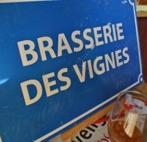Visite de la Brasserie des Vignes et du Petit musée de la bière
