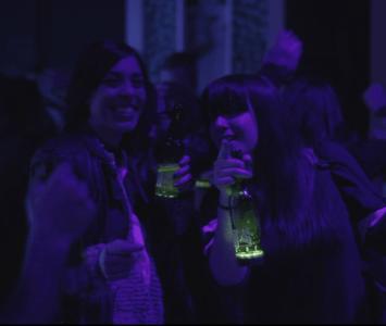 Heineken Ignite la première bouteille interactive