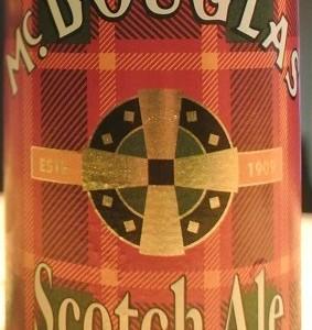 La mystérieuse Mac Douglas Scotch Ale