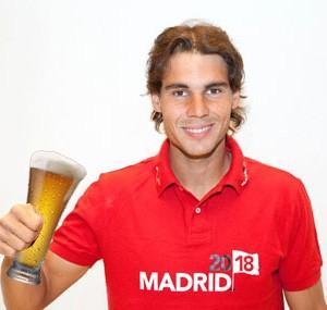 Avec quel sportif espagnol voudriez-vous aller boire une bière ?