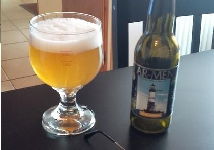 L'Ar-men, bière bretonne remporte le concours d'Avril 2013