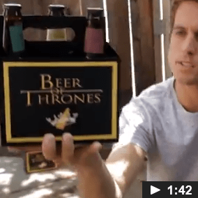 Beer of Thrones, une parodie bière de Game of Thrones