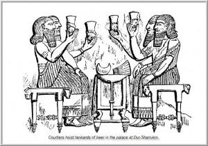 Bière Mésopotamie