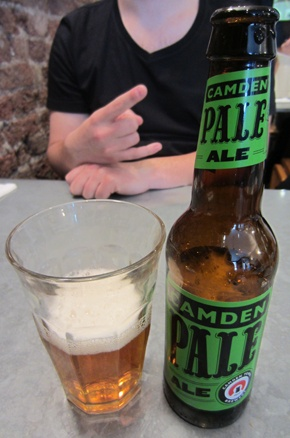 Camden Pale Ale, get hopped !