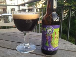 Bières italiennes : Fear (Brewfist)