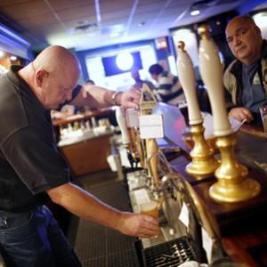 La bière en crise dans les cafés français