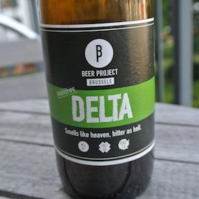 Delta sera la bière des Bruxellois