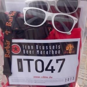 Marathon de la bière à Bruxelles, on y était !