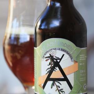 Une bière au thé, la IPA Amérindienne