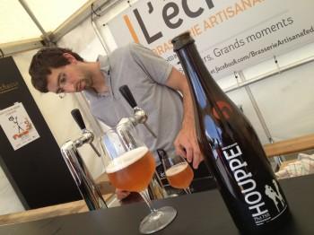 Namur Capitale de la Bière 2013 - Houppe
