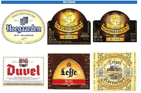 Le collectionneur d'étiquette de bière