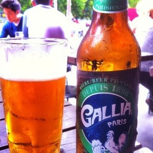 La Gallia, bière de Paris, séduit Charles Beigbeder