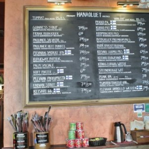Les 3 meilleurs bars à bière de Finlande