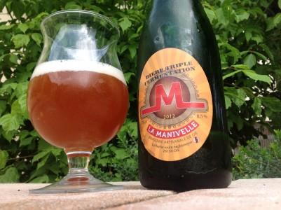 Gagnez une Manivelle Triple, bière artisanale de Die !