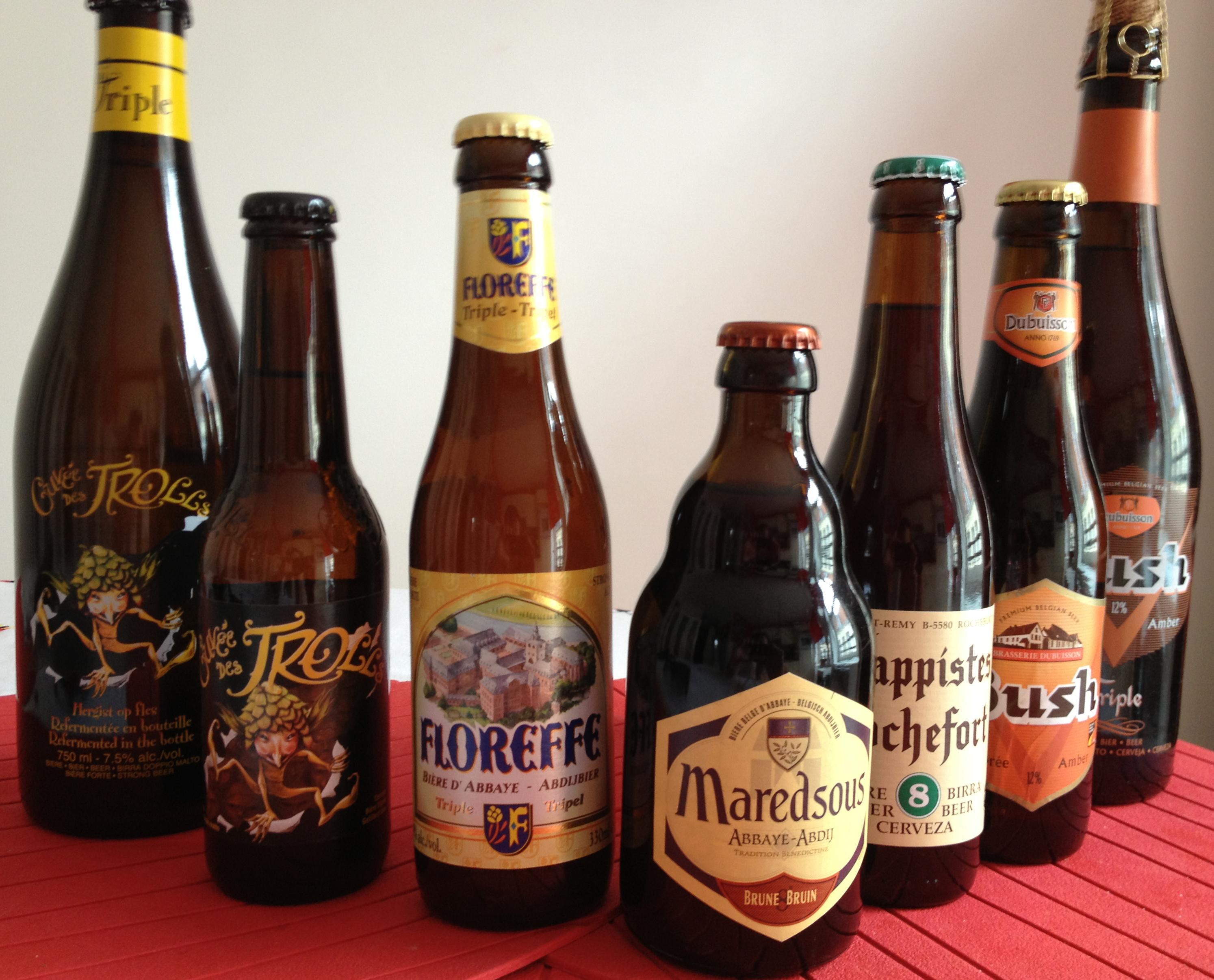 Assez Acheter de la bière à la frontière belge EO26