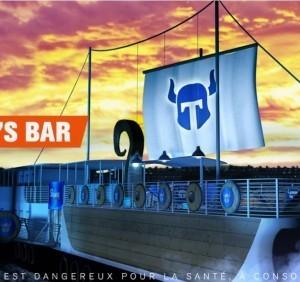Les Vinkings de Skoll envahissent Paris et Lyon