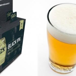 De la bière en poudre en grande surface