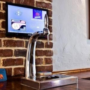 eBeer, la distribution de bière self-service