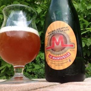 7 heures pour gagner la bière Manivelle !