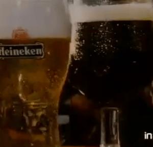 Une publicité Heineken de 1986