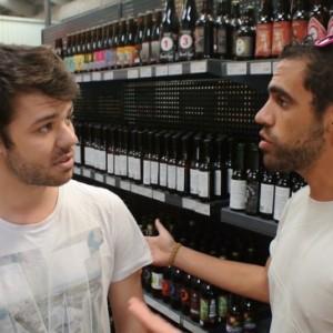 Reportage chez Saveur Drink, la cave à bière de Lille