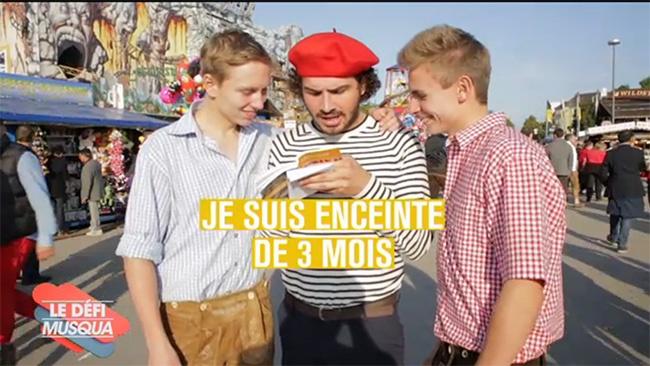 Quand le Petit Journal apprend l'Allemand à l'Oktoberfest…