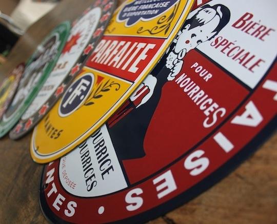 Ardamez, des plaques émaillées sur les brasseries artisanales françaises