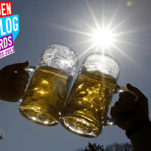 Golden Blog Awards, Happy Beer Time bien partie !