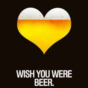 Aimeriez-vous être une bière ?
