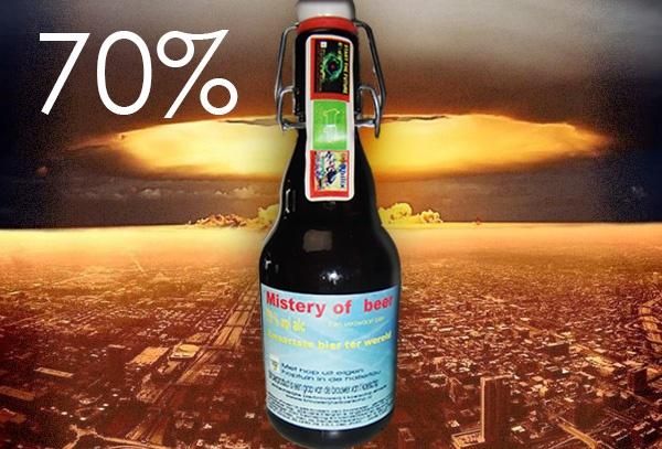 Top 10 des bières les plus fortes du monde