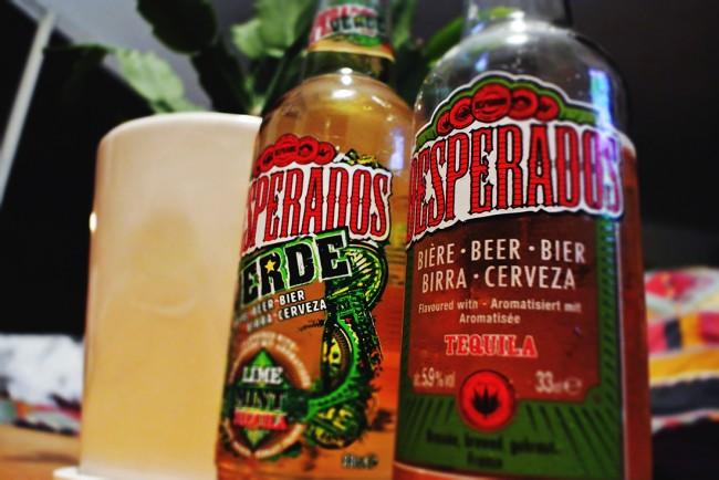 Desperados Verde, la bière pour les fans de Mojito !