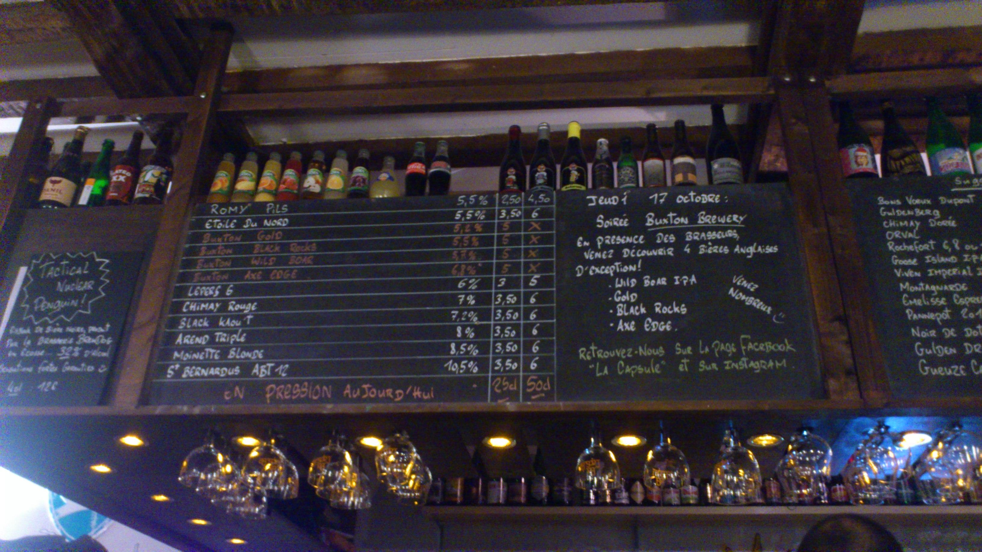 bar a biere lille