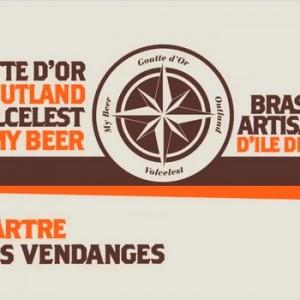 Vendanges de Montmartre 2013: L'arrivée de la bière.