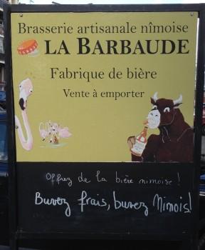 Bienvenue à la Barbaude