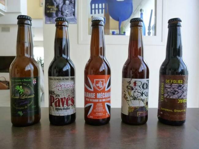 Notre gagnant d'Octobre a bien reçu son cadeau bière surprise !