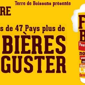 Festiibière, le festival international de la bière à Calais