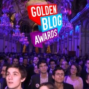1 place à gagner pour les Golden Blog Awards