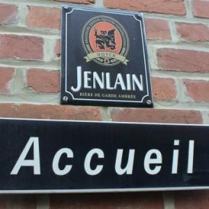 Embouteillage Jenlain Éclats d'Ambre 2014 en coulisse...