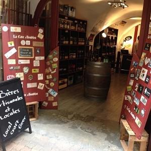 La Cave à Houblon, le temple de la bière de Nimes
