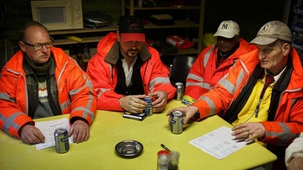 Des SDF payés en bières à Amsterdam