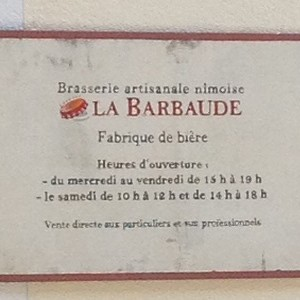 La Barbaude, une microbrasserie familiale en plein coeur de Nîmes