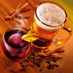 Bière chaude, la boisson de Noël