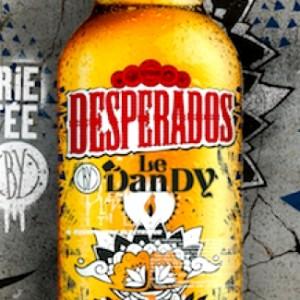 9 bouteilles Desperados personnalisées pour 9 bars
