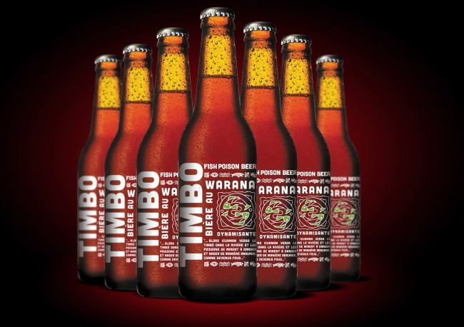 Gagnez un coffret Timbó, bière au Warana !