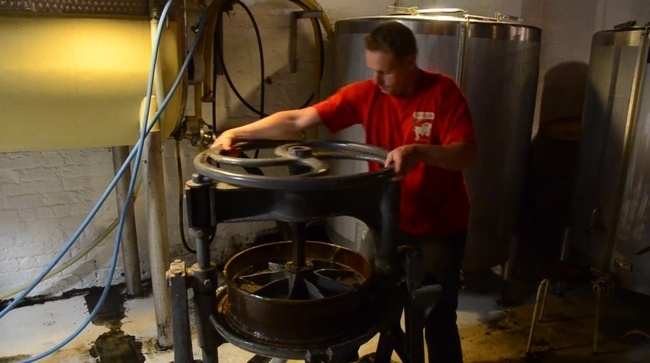 Musée brasserie Cantillon en vidéo
