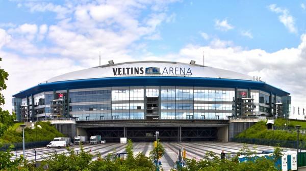 L'incroyable distribution de bière du Veltins Arena, un stade qui a soif de Spectacle