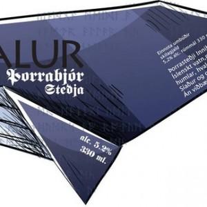 Une bière islandaise contenant des protéines de baleine