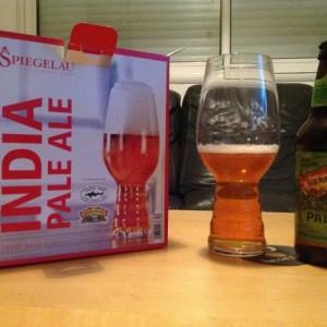 Verre à bière IPA Spiegelau par Dogfish Head et Sierra Nevada
