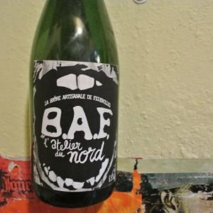 Vous prendrez bien une BAF ? Brasserie Artisanale de Figuerolle à Montpellier